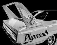 1970 Plymouth Superbird Six Pack